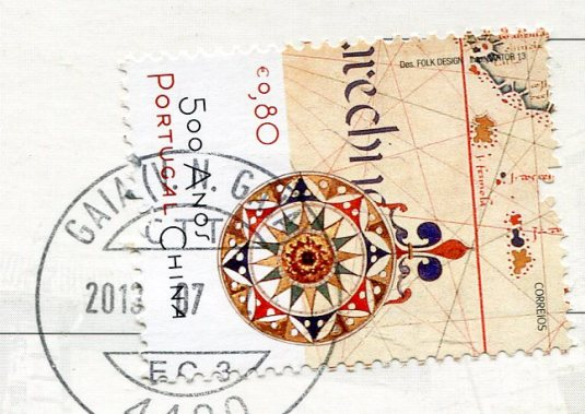 Portugal - Viana do Castelo stamps