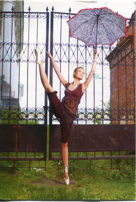 Russia - Ballet Good Mood