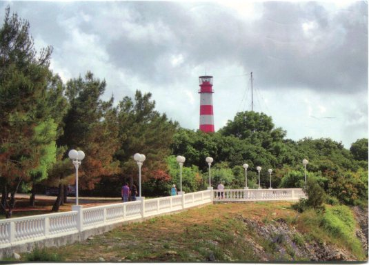 Russia - Gelendzhik Lighthouse