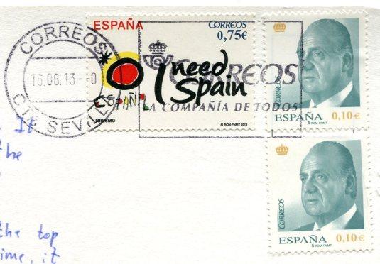 Spain -La Giralda, Seville stmaps