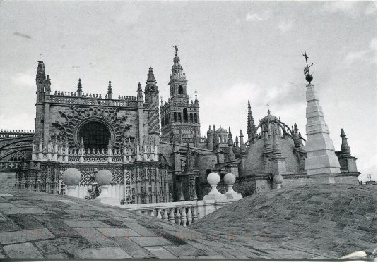 Spain -La Giralda, Seville