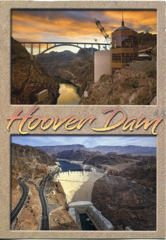 USA - Arizona - Hoover Dam