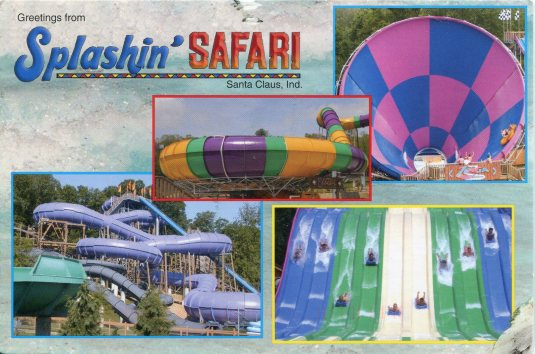 USA - Indiana - Splashing Safari Park