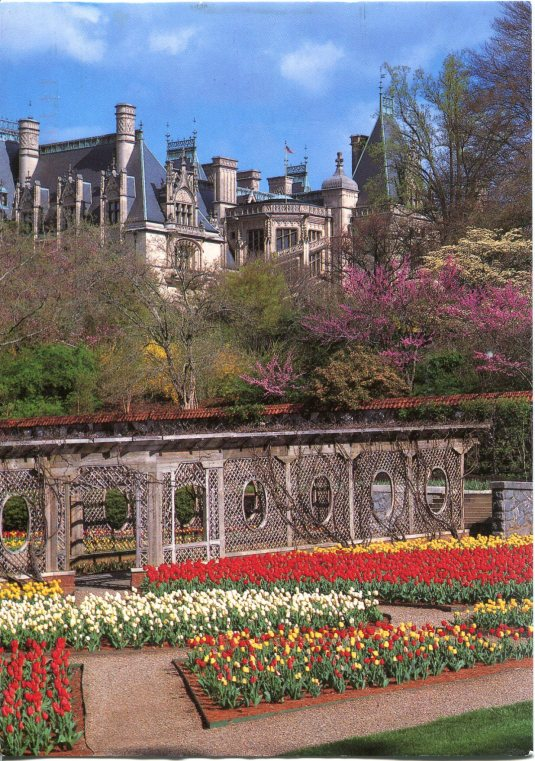 USA - North Carolina - Biltmore Estate