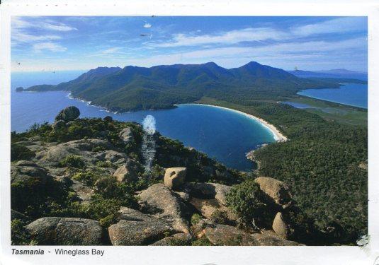 Australia - Tasmania - Wineglass Bay