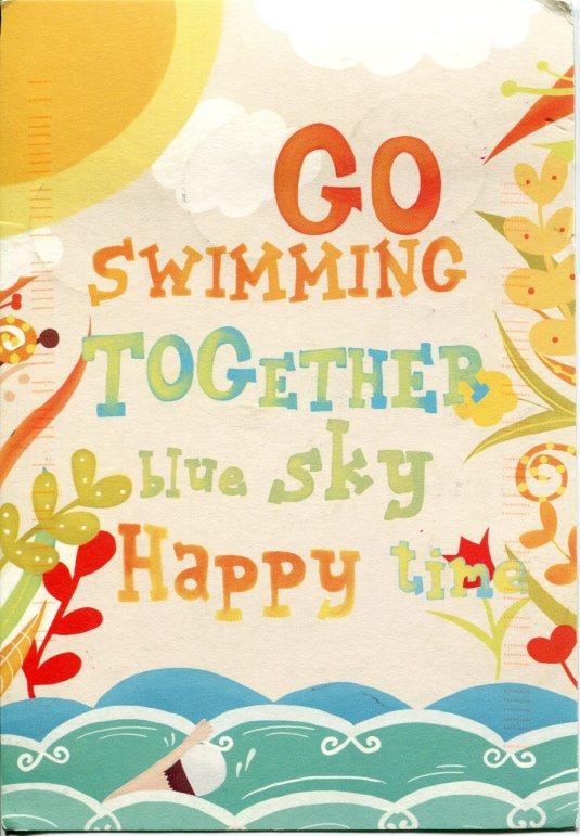 China - Go Swimming