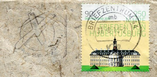 Germany - Camel closeup stamps