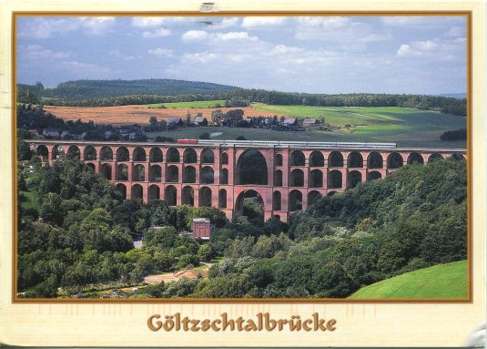 Germany - Göltzsch Viaduct