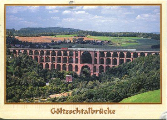 Germany - Göltzsch Viaduct