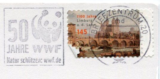 Germany - Kiel stamps