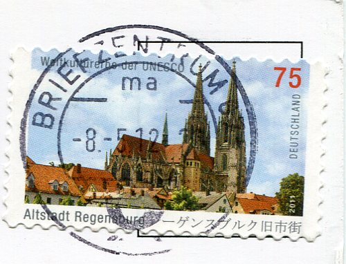 Germany - Liebesbrief stamps