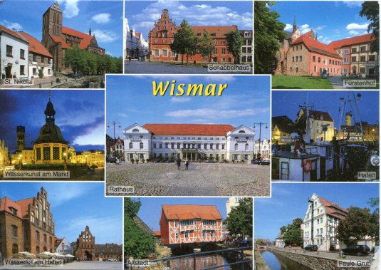 Germany - Wismar multi