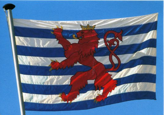 Luxembourg - Flag Lion