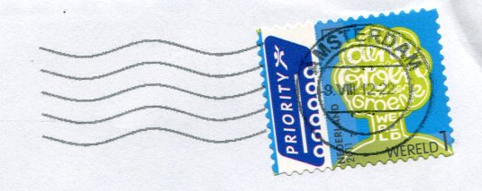 Netherlands - Canals stamps
