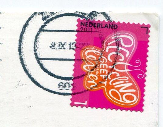Netherlands - Deerie Me stamps