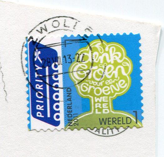 Netherlands - Fryslan Horses stamps