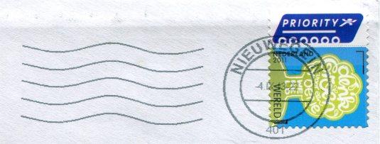 Netherlands - Kid Goats stamps