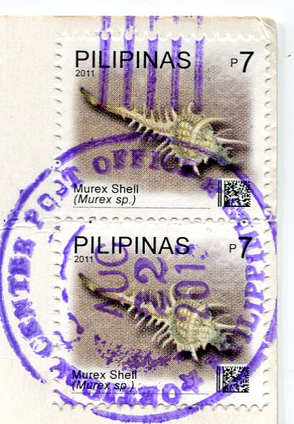Philippines - Cape Bojeador Lighthouse stamps