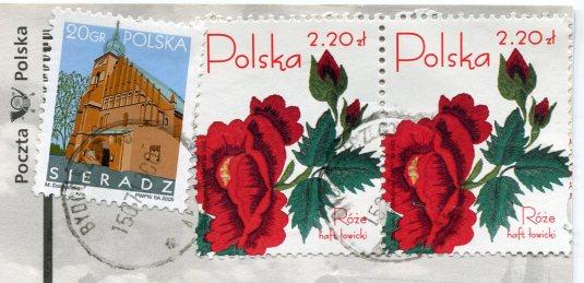 Poland - Bydgoszcz stamps