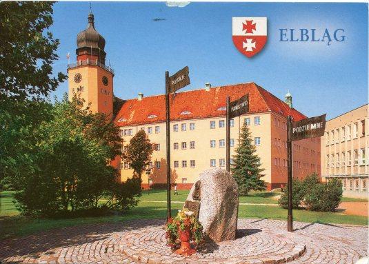 Poland - Elblag Townhall