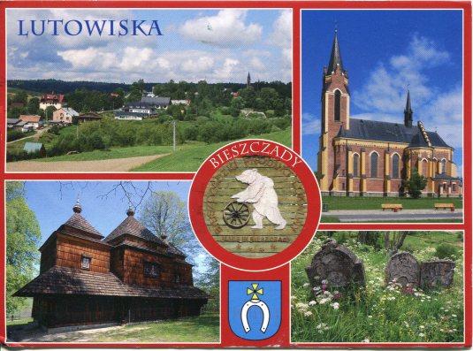 Poland - Lutowiska