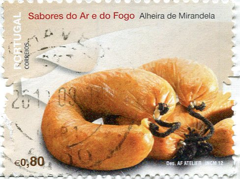 Portugal - Donkey stamps
