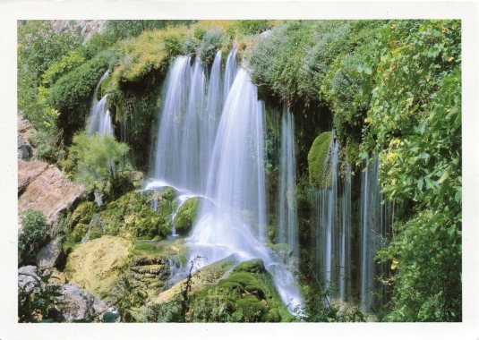 Turkey - Waterfall