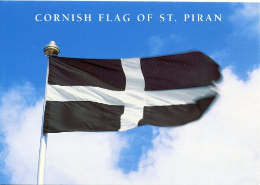 UK - Cornish Flag