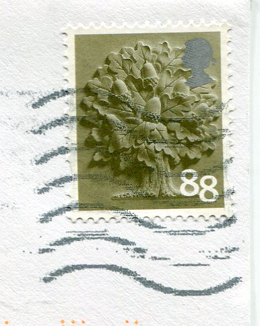 UK - St Albans Cathedral stamps