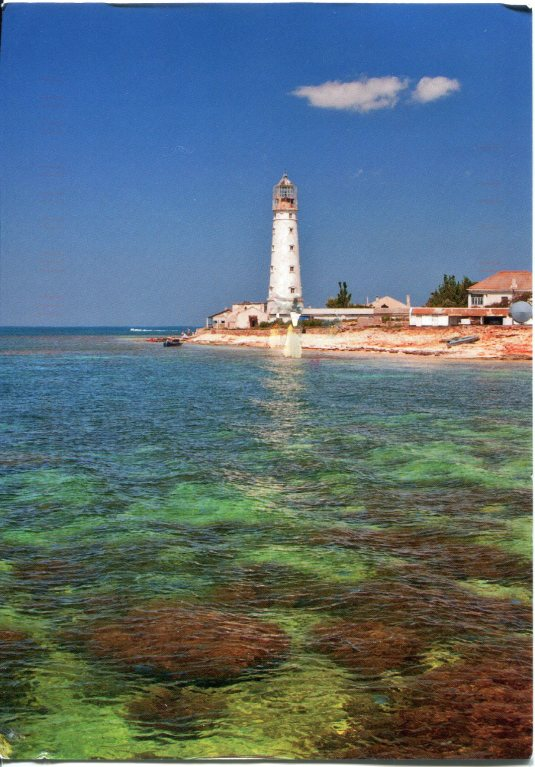 Ukraine - Tarkhankut Lighthouse