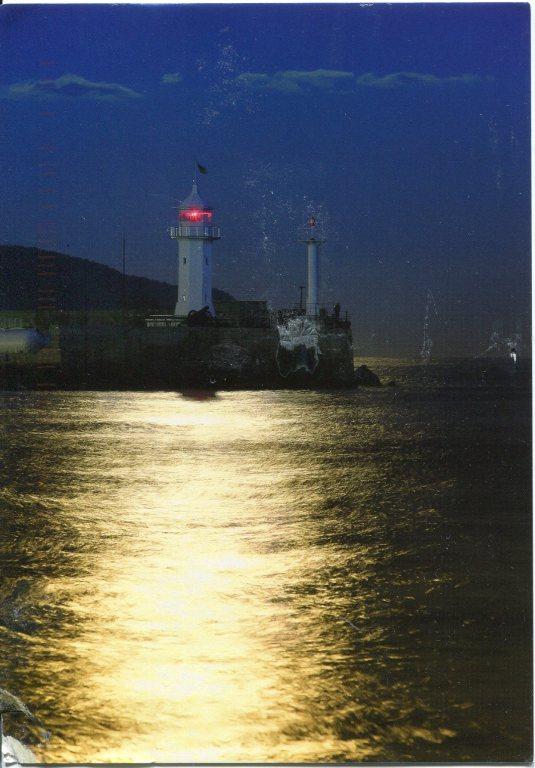 Ukraine - Yaltinskyl Lighthouse