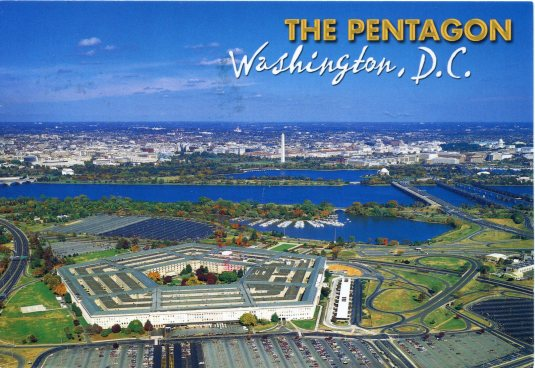 USA - DC - DC and Pentagon