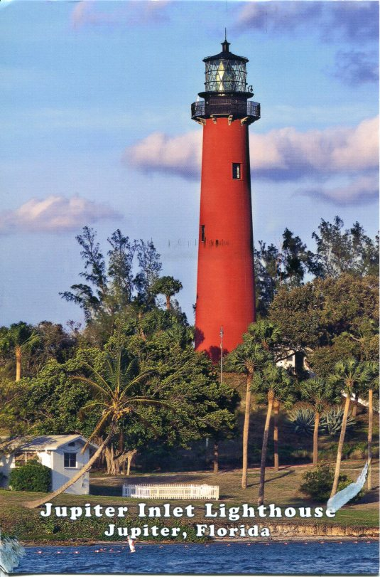 USA - Florida - Jupiter Inlet Lighthouse