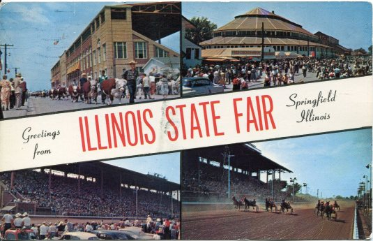 USA - Illinois - State Fair Vintage