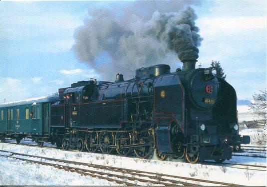 Czech Republic - Train