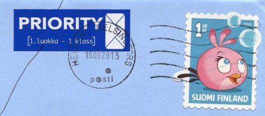 Finland - Nokkala Violin Solo stamps