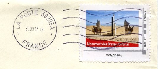 France - Beech Tree stamps