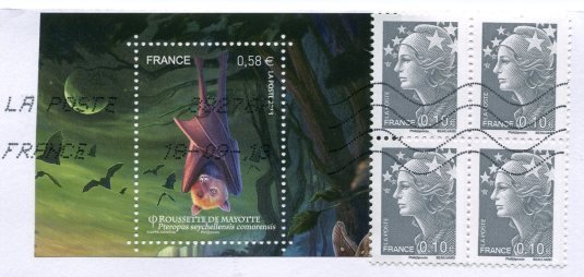 France - Sperl - Lawn stamps
