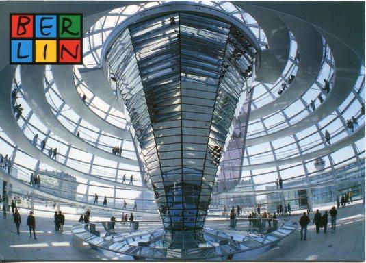 Germany - Berlin Reichstag Kuppel