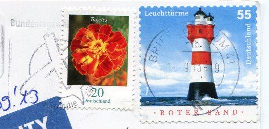 Germany - Neuss stamps