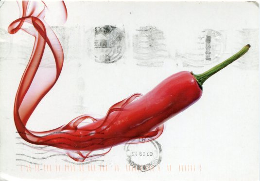 Hong Kong - Hot Pepper