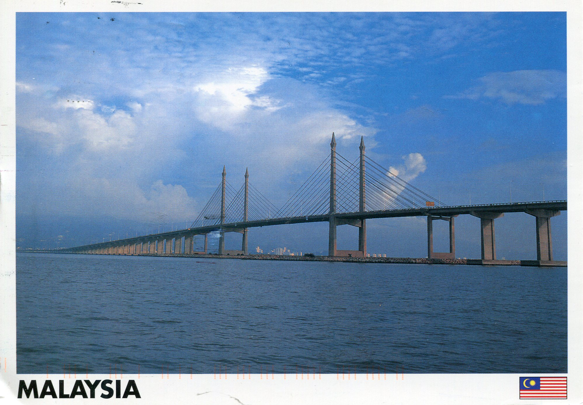 the penang second brigde in malaysia Construction of penang bridge certainly create better economic advantages, which also outweigh the social impacts, as the bridge is linking the 2 malaysia regions however, the malacca and damai bridge, the social impact does not justify the economic advantages, and it is a super high risk project than burj dubai.