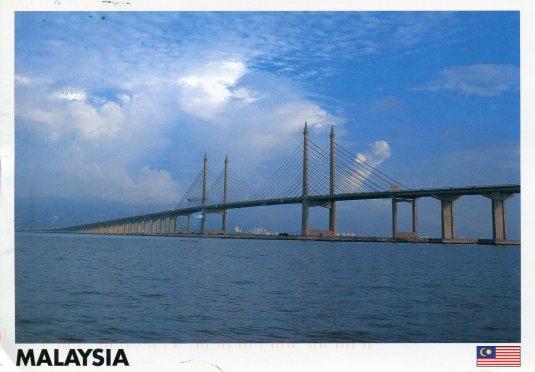 Malaysia - Penang Bridge