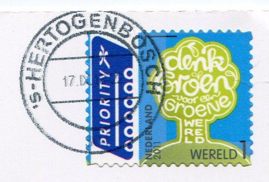Netherlands - Matryoshka stamps