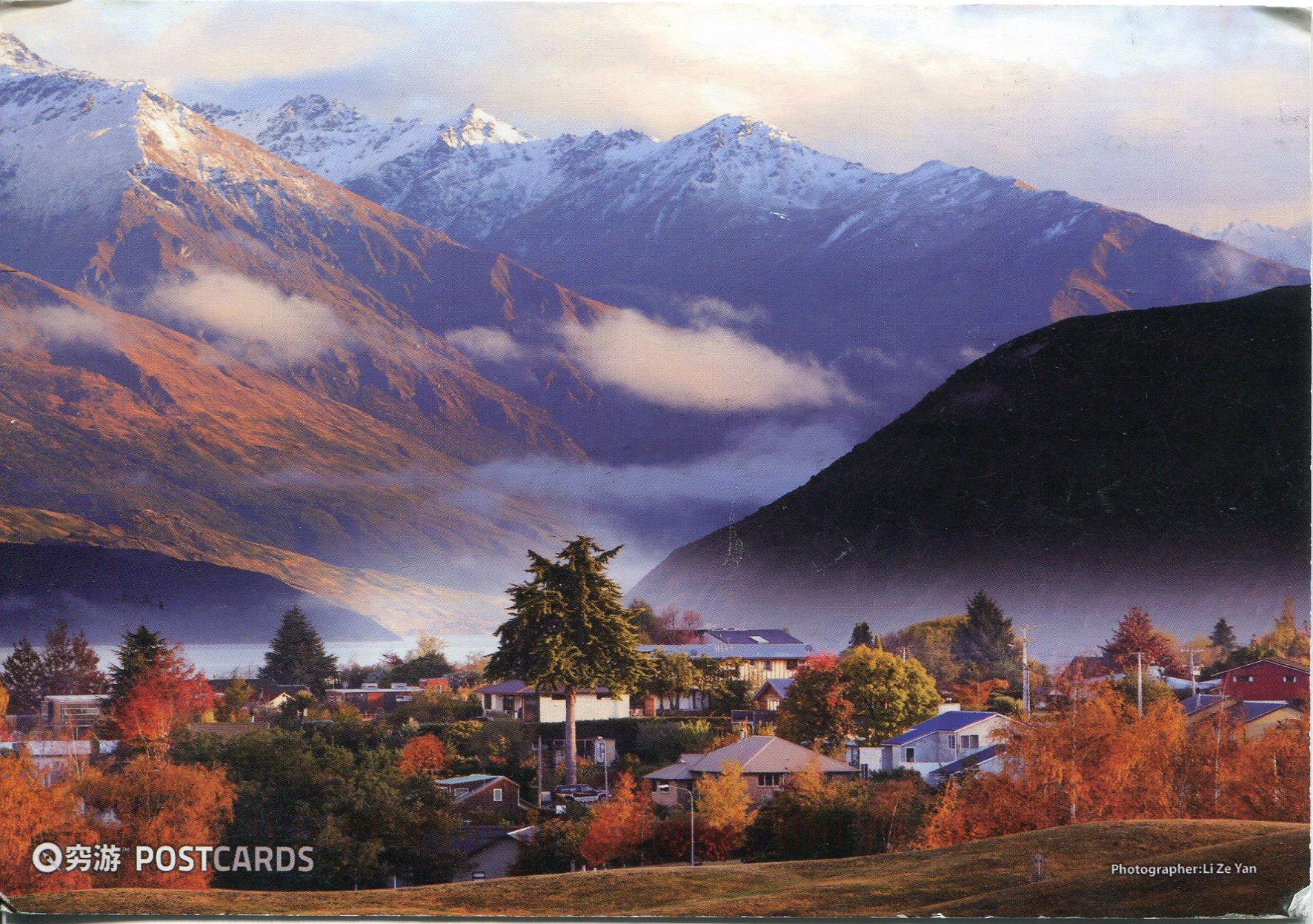 Wanaka New Zealand  city images : Wanaka, New Zealand