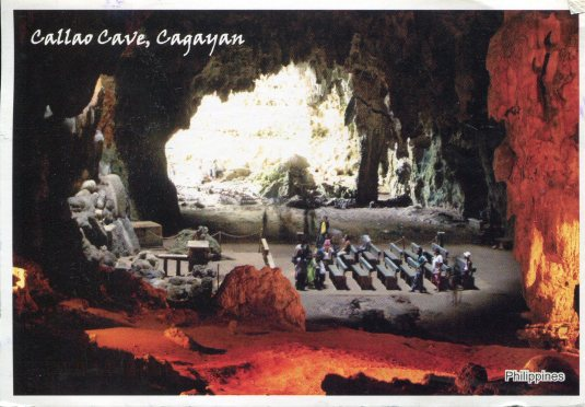 Philippines - Callao Cave Church