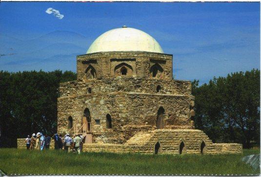Russia - Tatar black Chamber Mosque