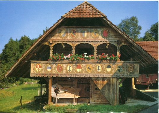 Switzerland - Swiss Cottage