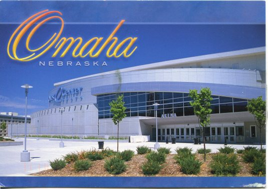 USA - Nebraska - Omaha Qwest Conv Center Arena