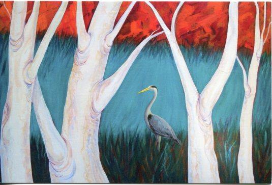 Australia - Heron